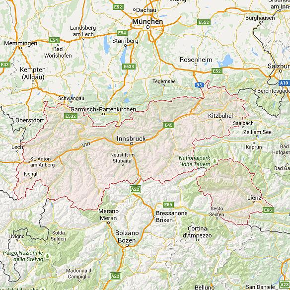 Ostrig Tyrol Snexpressen